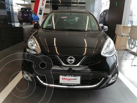 Nissan March Advance usado (2018) color Negro precio $167,000