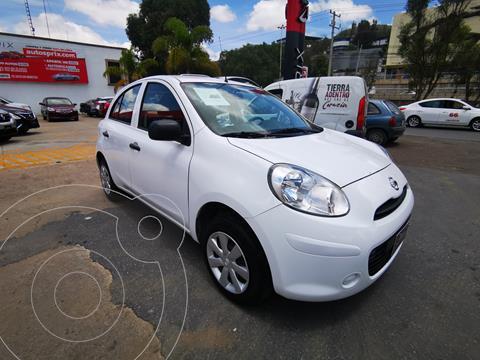 Nissan March Active  usado (2020) color Blanco precio $175,000