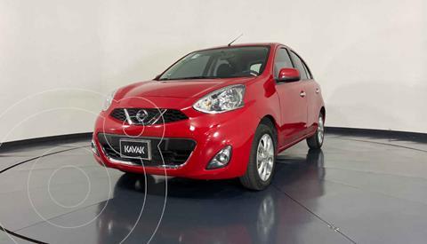 Nissan March Advance Duo usado (2018) color Rojo precio $167,999