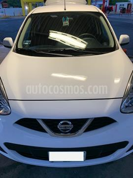 Nissan March Sense usado (2017) color Blanco precio $128,000