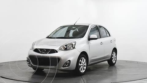 Nissan March Advance usado (2015) color Plata Dorado precio $158,700