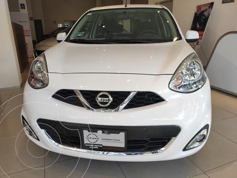 Nissan March Advance usado (2020) color Blanco precio $215,000
