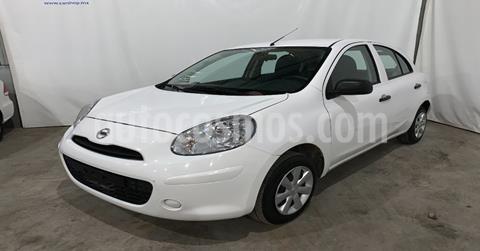 Nissan March Active ABS usado (2019) color Blanco precio $134,500