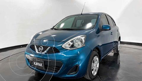 Nissan March Sense usado (2016) color Azul precio $119,999