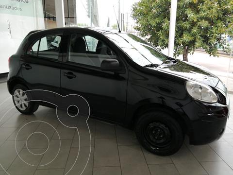 Nissan March Active usado (2016) color Negro precio $120,000