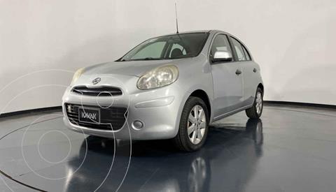Nissan March Advance Aut usado (2012) color Plata precio $109,999