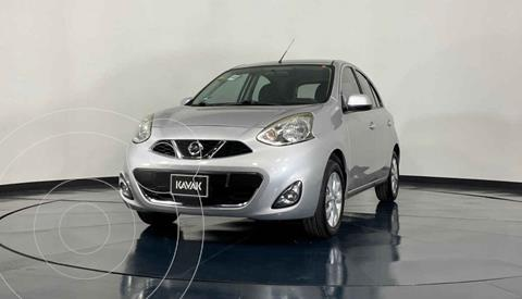 Nissan March Advance NAVI Aut usado (2014) color Plata precio $134,999