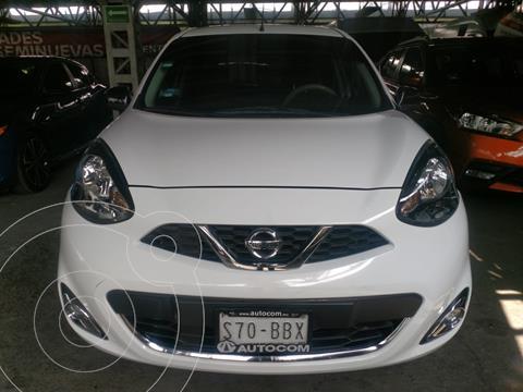Nissan March SR usado (2018) color Blanco precio $179,000