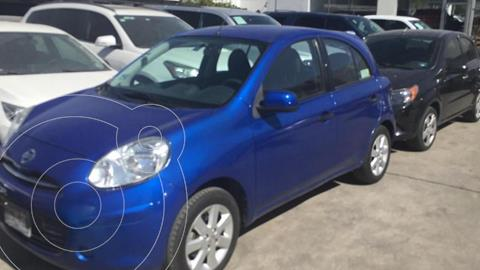 Nissan March Advance usado (2012) color Azul precio $90,000