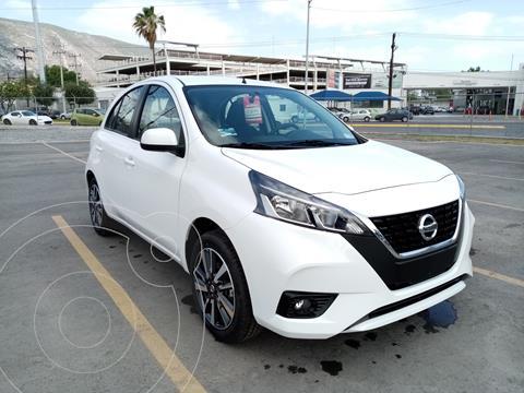 Nissan March Exclusive usado (2021) color Blanco precio $255,000