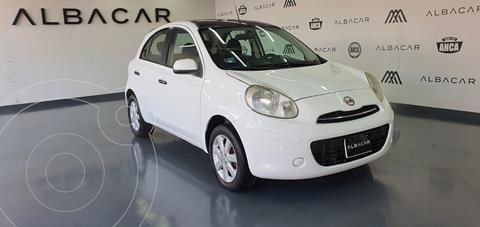 Nissan March Advance usado (2012) color Blanco precio $104,900