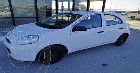 Nissan March Advance usado (2020) color Blanco precio $163,900