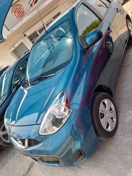 Nissan March Sense usado (2020) color Azul precio $169,900