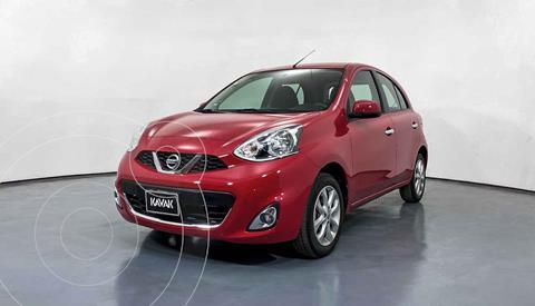 Nissan March Advance Aut usado (2016) color Rojo precio $179,999
