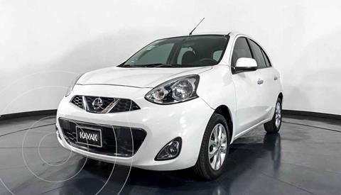 Nissan March Active usado (2014) color Blanco precio $134,999