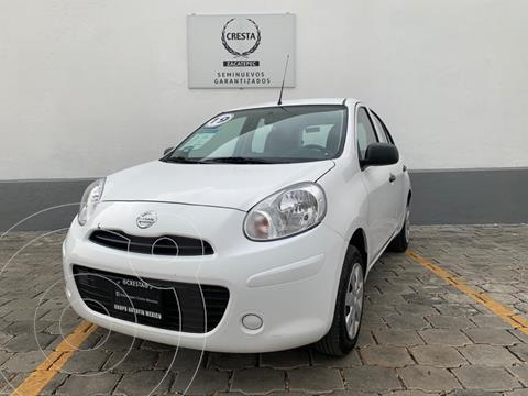 Nissan March Active ABS usado (2019) color Blanco precio $149,900