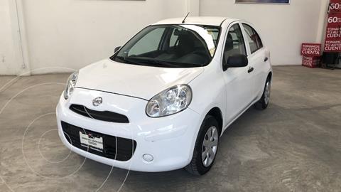 Nissan March Active Cargo usado (2018) color Blanco precio $145,000
