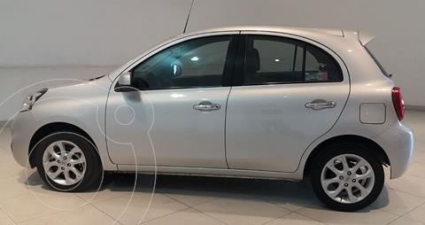 Nissan March Advance usado (2016) color Gris precio $147,000
