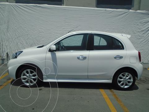 Nissan March Advance usado (2020) color Blanco precio $210,000