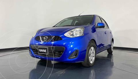 Nissan March Sense usado (2014) color Azul precio $112,999