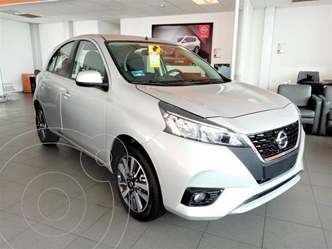 Nissan March Exclusive usado (2021) color Plata Dorado precio $255,000
