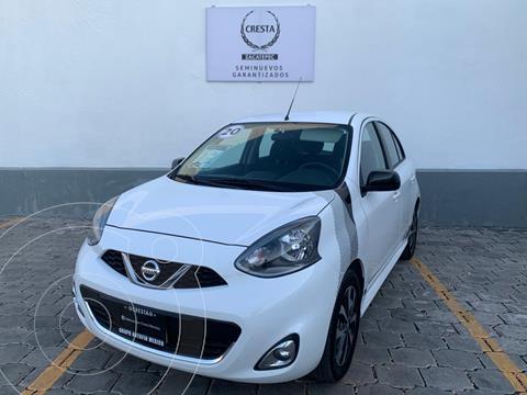 Nissan March SR NAVI usado (2020) color Blanco precio $239,900
