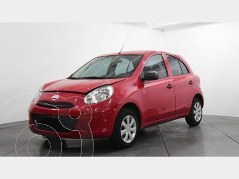 Nissan March Active ABS usado (2020) color Rojo precio $178,800