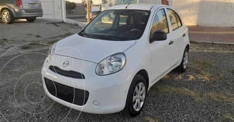 Nissan March Active ABS usado (2020) color Blanco precio $143,900