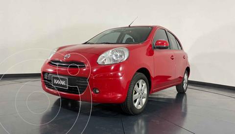 Nissan March Advance usado (2013) color Rojo precio $107,999