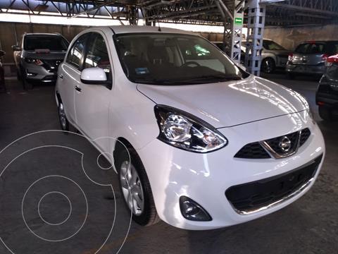 Nissan March Advance Aut usado (2020) color Blanco precio $239,000