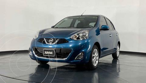 Nissan March Active usado (2014) color Azul precio $142,999