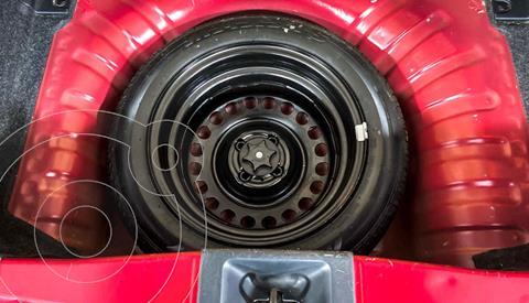Nissan March Advance Aut usado (2018) color Rojo precio $182,999