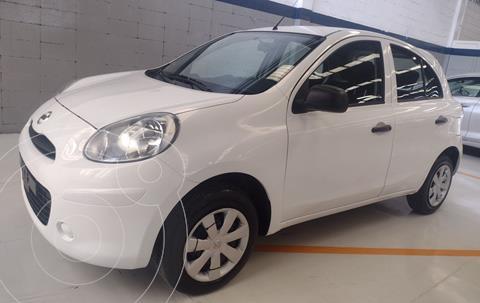Nissan March Active ABS usado (2020) color Blanco precio $159,900