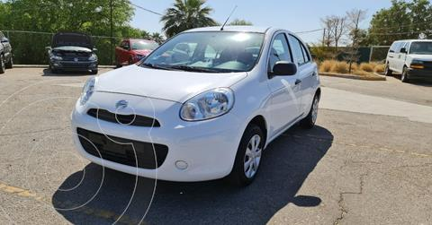 Nissan March Active ABS usado (2020) color Blanco precio $129,800