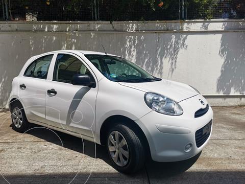 Nissan March Active  usado (2020) color Blanco precio $159,000