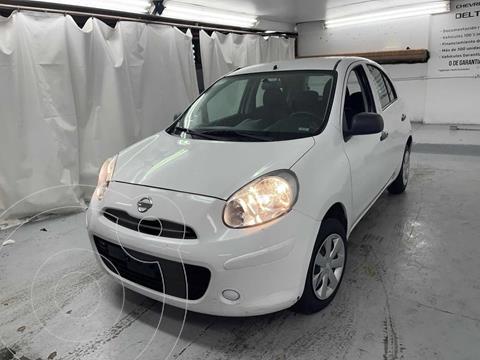 Nissan March Active  usado (2020) color Blanco precio $179,900