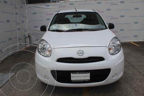 Nissan March Active Aire Ac usado (2020) color Blanco precio $164,900