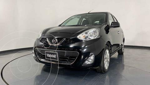 Nissan March Active usado (2014) color Negro precio $139,999