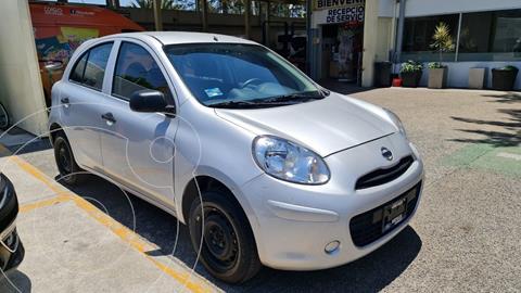 Nissan March Active  usado (2020) color Plata Dorado precio $150,000