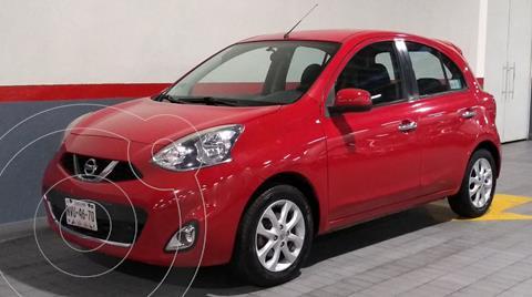 Nissan March Advance usado (2014) color Rojo precio $133,000