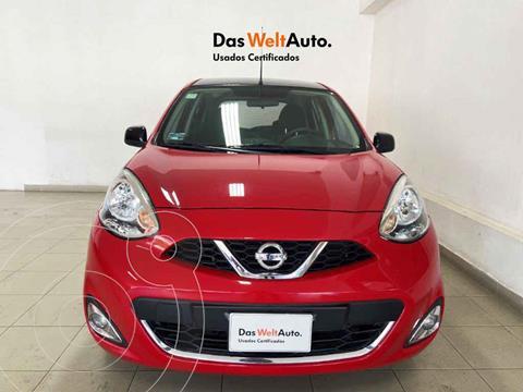 Nissan March Advance Duo usado (2018) color Rojo precio $174,995