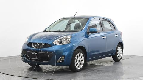 Nissan March Advance usado (2018) color Azul precio $172,000