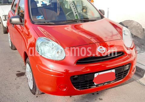 Nissan March Active Cargo usado (2017) color Rojo precio $120,000
