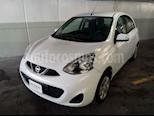 Foto venta Auto usado Nissan March Sense  Aut (2018) color Blanco precio $139,999