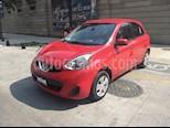 Foto venta Auto Seminuevo Nissan March Sense Aut (2014) color Rojo precio $120,000