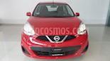 Foto venta Auto usado Nissan March Sense (2018) color Rojo precio $159,900