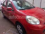 Foto venta Auto usado Nissan March Sense  (2013) color Rojo precio $88,000
