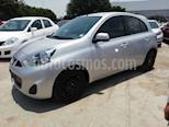 Foto venta Auto usado Nissan March Sense (2016) color Plata precio $140,000