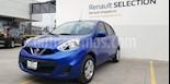Foto venta Auto usado Nissan March Sense (2016) color Azul precio $135,000