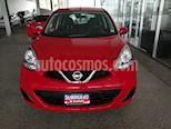 Foto venta Auto usado Nissan March Sense (2016) color Rojo precio $135,000